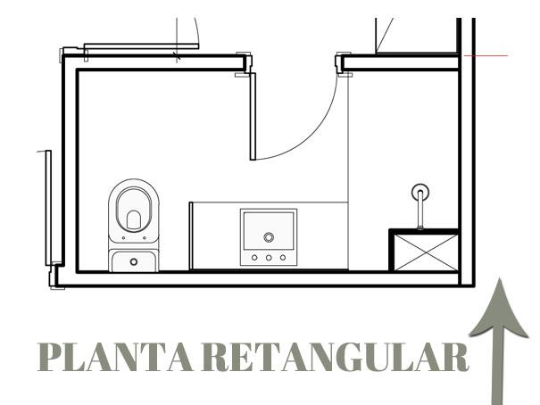 Natália Noleto  Arquitetura e Interiores # Banheiro Pequeno Planta Baixa