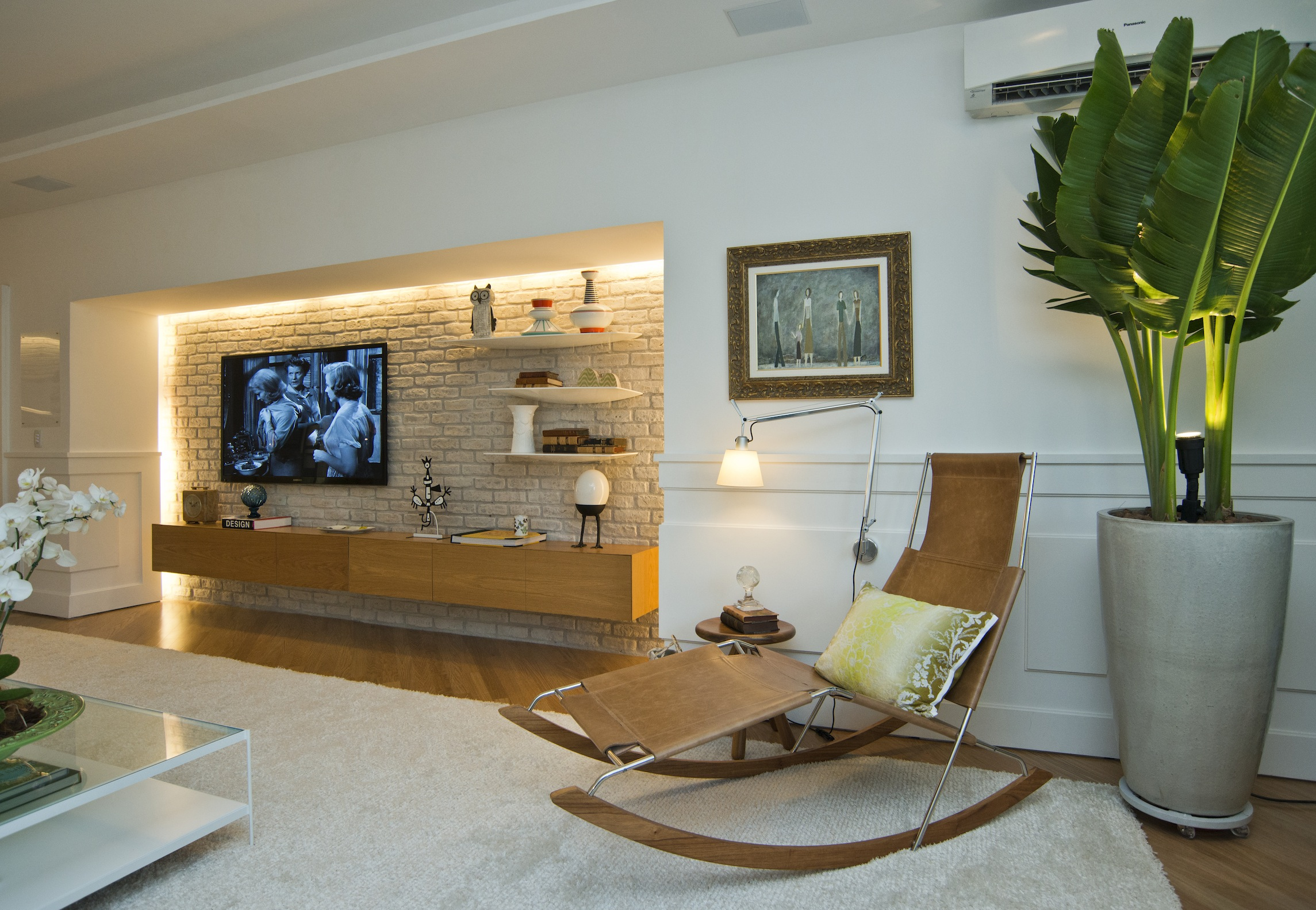 Nat Lia Noleto Arquitetura E Interiores -> Acessorios Para Decoracao De Sala